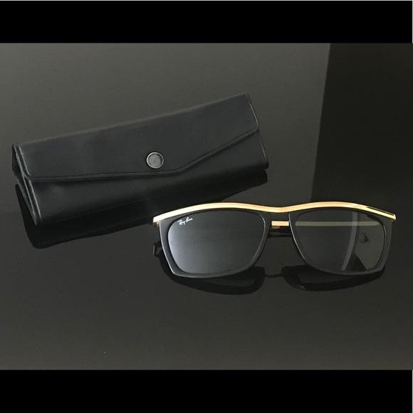 aa33c898aa8 Vintage Ray Ban Sunglasses. M 5a5140fa46aa7c89a3022925
